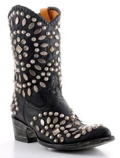 Hey, Cowgirl Boot lovers ... Just bought these babies! ~ http://www.allensboots.com