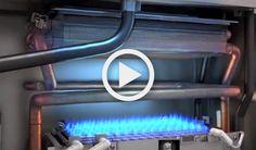Video - How Rheem Condensing Water Heaters Work Water Heaters, Radiant Floor, Clothes Hanger, Flooring, Underfloor Heating, Coat Hanger, Clothes Hangers, Wood Flooring, Clothes Racks