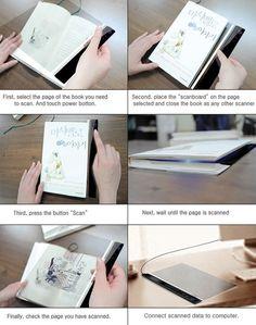 Scan Board by Jo Jae-hwan and Shin Se-hwa » Yanko Design