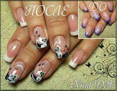 кошки на ногтях Nail Art # маникюр # ногти # nails # nail # дизайн ногтей # гель лак # гель # гелевые ногти # шеллак…»