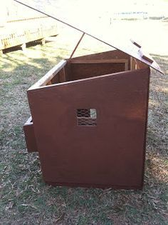 DIY: How to build a simple inexpensive chicken coop