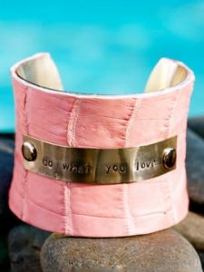 Pink Crocodile – Do What You Love
