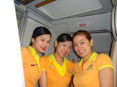 The Philippines, Cebu Pacific Air