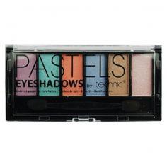 Technic Eyeshadow 6's - Pastels
