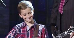 He is extremely shy and incredibly charming. When he goes forward banjo's and start playing the audience is taken by storm. The nine-year old boy was a guest Sleepy Man Banjo Boys, The Nines, 9 Year Olds, Old Boys, How To Look Pretty, My Friend, David, Songs, Play