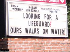 194 Best CHURCH SIGNS!! images in 2019 | Church signs ...