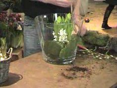 A Stone Landscape by Klaus Wagener | Flower Factor How to Make | Powered by Deliflor Chrysanten - YouTube