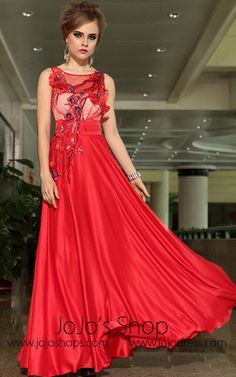 33a91676571 Grecian Red Jewel Neck Modest Chiffon Formal Prom Evening Cocktail Dress  DQ830896
