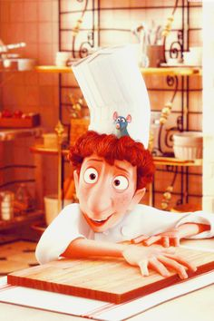 Ratatouille is seriously one of my favorite Disney/Pixar movies of all time! I love the animation, the emotion, the feeling, and the love they put into this amazing movie!