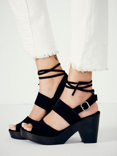 Free People Dover Suede Clog, $128.00