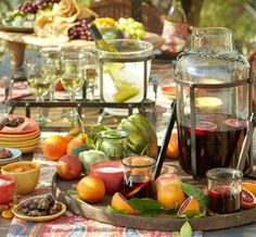 Hosting the perfect tapas party