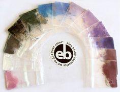 The True Winter Eye Shadow Rainbow from Elea Blake Cosmetics