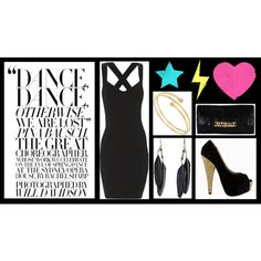 dance dance *nightout*, created by k-burns on polyvore
