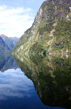 Nothing beats a good calm day out on Doubtful Sound!