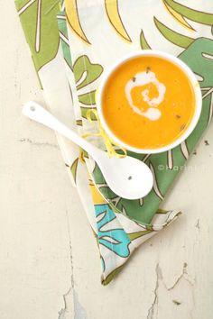Raw Mango Soup