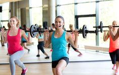 This Is the Day of the Week Most People Hit Up a Workout Class