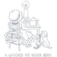 Kitchen Proverbs Embroidery Patterns – Complete Set