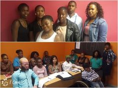 Our Durban North Academy had 17 new learners start on Monday - We would like to wish them all the best! (12 Business Practical qualification - Facilitator Cleo Nzimande & 5 Life Skills/Domestic Services qualification - Facilitator Nqobile Luvuno)