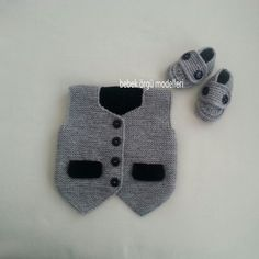 Baby Boy Dress, Baby Vest, Baby Needs, Baby Sweaters, Our Baby, Dress Codes, Baby Knitting, Knitting Patterns, Knit Crochet