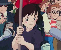 Studio Ghibli Gifs - nuzzle
