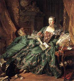 Rupert Sanderson célèbre la Marquise de Pompadour