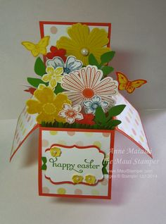 Maui Stamper Step into Spring Projects
