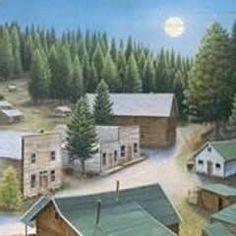 Garnet - A Montana Ghost Town