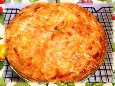 My Little TMX: Chicken & Vegetable Pie