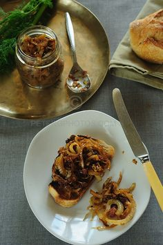 Caramelised Fennel Relish with Ouzo (Souvlaki For The Soul)