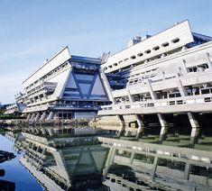 031 Kyoto International Conference Center (1966), by Sachio Otani