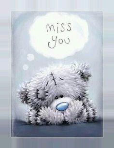 Tatty Teddy-Miss you