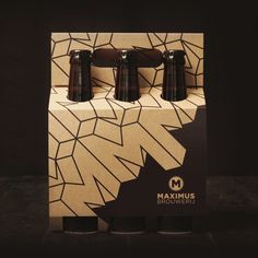 https://www.behance.net/gallery/4159515/Maximus-Brouwerij-Six-Pack