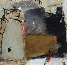 art journal - expression through abstraction Petra Klos