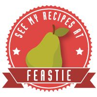 See my Recipes at Feastie