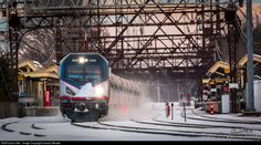 RailPictures.Net Photo: 630 Amtrak Siemens ACS-64 at Westport, Connecticut by Joseph Meade