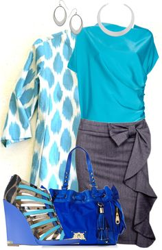 """""""LOVE this skirt II"""" by court8434 ❤ liked on Polyvore"""
