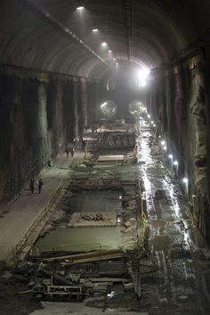 Old subway...spooky