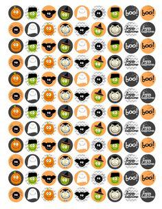 Halloween Etiquetas, 567 Pixeles, Obleas, Embellecedores, Planificadores, Imprimir Gratis, Etiquetas Worldlabel, Etiquetas Gratuitas, Etiquetas De Halloween