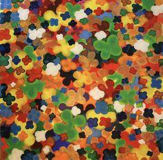 Hidden II/Maarit Korhonen, acrylic, oil sticks, cancas, 89cm x 89cm Dark Paintings, Original Paintings, Online Painting, Artwork Online, Dancer In The Dark, Autumn Painting, Original Art For Sale, House Painting, Art Oil