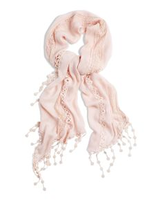 Laura Lace Scarf - Chico's