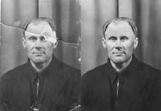 Photograph Restoration Workflow (I would have made his right eye look a little more realistic, but this is a good tutorial for the basics.)
