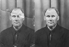 Восстановление старых фотографий в Фотошопе (урок), реставрация старых и поврежденных фотографий, как восстановить старые фотографии, ретушь и обработка