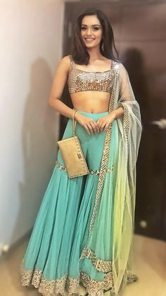 Indian Fashion Dresses, Dress Indian Style, Fashion Outfits, Indian Wedding Outfits, Indian Outfits, Bridal Outfits, Wedding Attire, Nikkah Dress, Sarara Dress