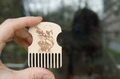 Deadpool Beard Comb original men gift for boyfriend