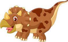 Desenhos Animados Do Triceratops Do Dinossauro - Baixe conteúdos de Alta Qualidade entre mais de 64 Milhões de Fotos de Stock, Imagens e Vectores. Registe-se GRATUITAMENTE hoje. Imagem: 60239283