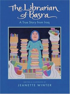 Such a great book about how important books are, and the lengths one amazing Iraqi woman went to to save the literature of a war-torn country