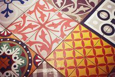 love the floor - somehow use in kitchen floor