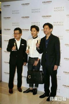 Kwon Ji Yong (G-Dragon) | Harvey Nichols in Hong Kong for Colombo Via della Spiga's launch event: IN HONG KONG: COLOMBO LAUNCH EVENT (140806) | Facebook