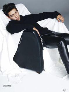 Big Bang TOP - High Cut Magazine Vol.132