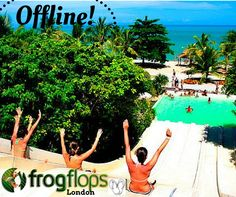 Frog Flops will sell the best quality customized flip flops from Brazil. Opening in January 2016!